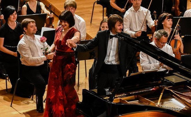 A duel at Rachmaninoff Festival