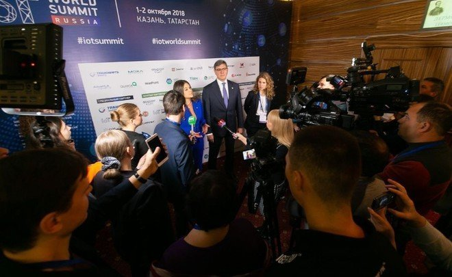 Taliya Minullina: ''Internet of things promises us such a sweet life''