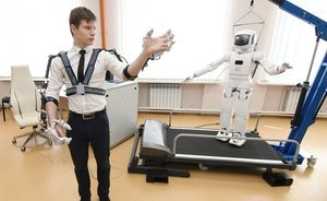 How Nikolay Nikiforov was shown football playing robots and offered to substitute Russian squad by them