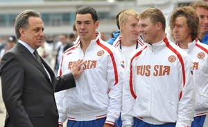 Will we add stars to epaulettes again? Russia goes to Rio that means 'Baghdad is fine'