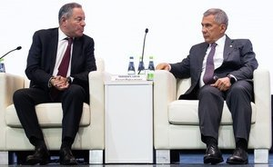 "Braverman to Minnikhanov: ""We are just thinking, but you have already done"""