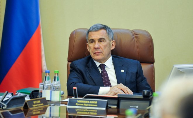 Minnikhanov: ''If you speak for four hours straight, nobody will want to have business with you''