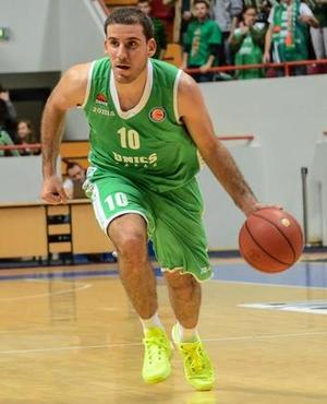 Storming Colom. UNICS on the first place of group in Eurocup