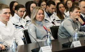 Olympic medallists: ''Tatarstan believed in us''