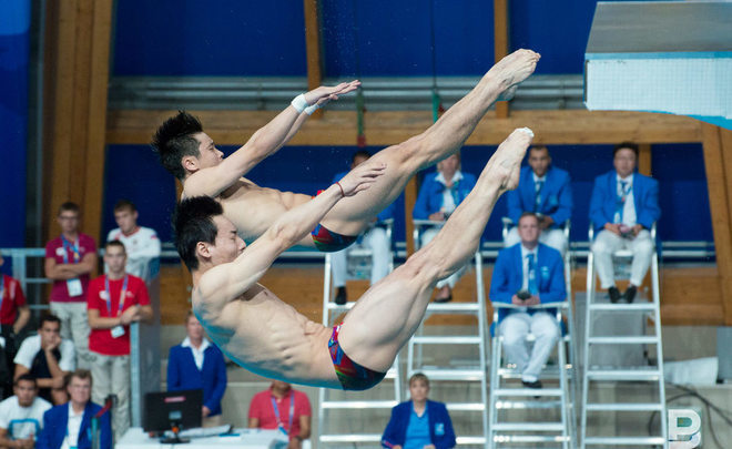 Kazan on the way to title of global capital of aquatics