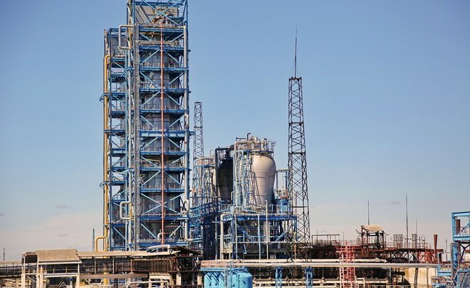 Kazanorgsintez to modernize the reactor and to reduce emissions