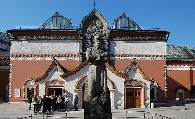 Paintings worth 3,5bn from Tatarstan State Fine Arts Museum to be taken to Tretyakov Gallery