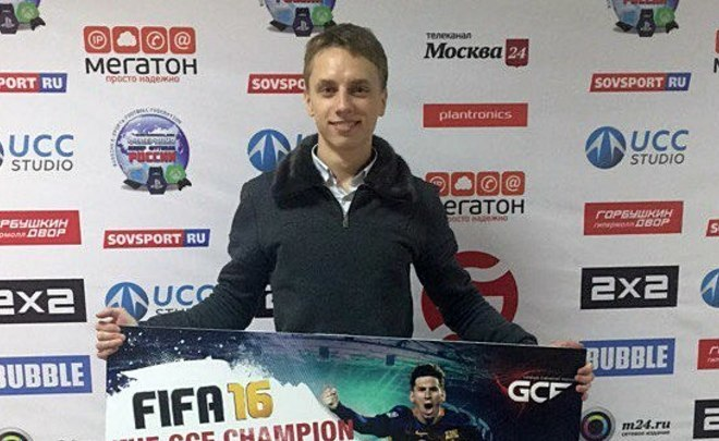 Rubin cyber football player: ''Kazan has players but their level falls short of that of Russia''