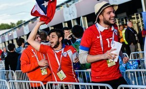 Hopes for World Cup: effect at 20bl rubles, biggest chack-chack, and Zemfira concert