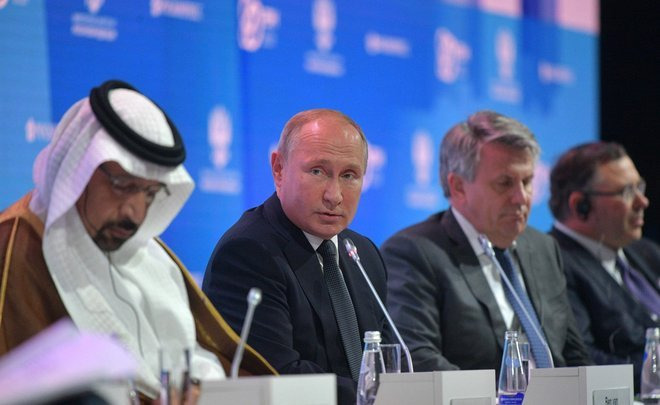 OPEC+ deal constraining Russia's oil output