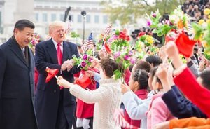 International panorama: after Trump's visit to China