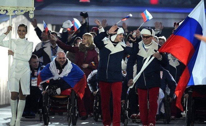 ''It's manageable chaos'': Russian Paralympians reinstated