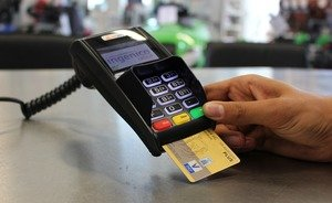 Cashless transactions booming in Russia
