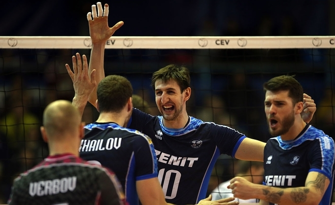 Z People go to Roma: Zenit-Kazan walloped Belogorie and reached Euroleague Final Four