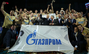 Victory over Dynamo as an important sparring before Final Four