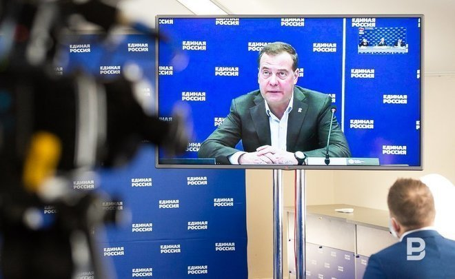 Dmitry Medvedev promises support to Russians until the end of the epidemic