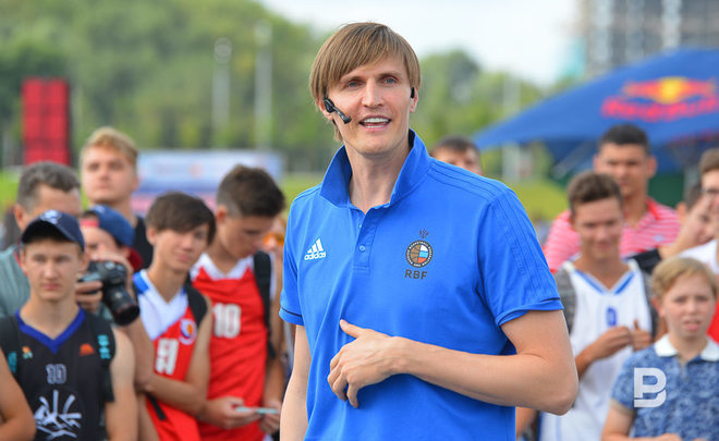 Andrey Kirilenko: ''Basketball can be fun''