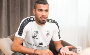 Jonathas: 'My friend Carlos Eduardo told me Rubin is a great club. This is why I'm in Kazan'