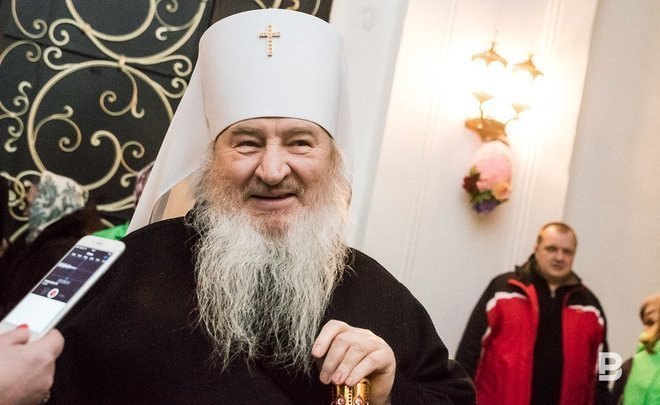 Metropolitan Feofan: ''Christ is peace, love and harmony''