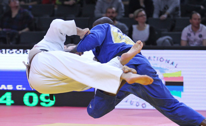 The wait is over! All stars of European judo are in Kazan