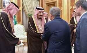 To invite the king: how relationship of Tatarstan and Saudi Arabia developed