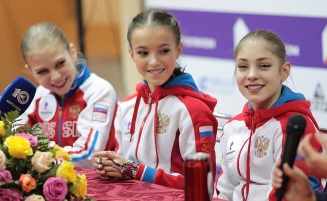 Medvedeva who 'stole judges' hearts' and 'Tatar princess' Zagitova – their opposition is past history