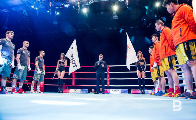 Battle of bear and dragon: how Russian and Chinese boxers suddenly arrived in Kazan