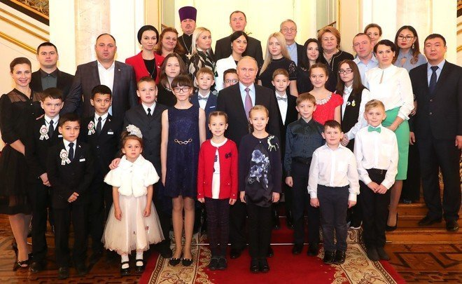 Putin's kids: expectations of the Kremlin's new demographic programme