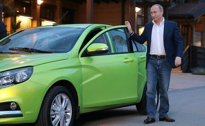 Russian car export at risk due to new conflict with Ukraine