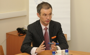 Mikhail Andronov: ''Renewable energy will increase the number of market players''