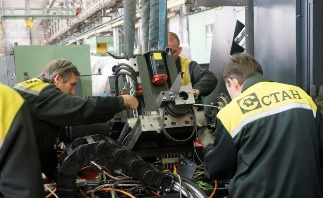 Rostec orders machine tools from Tatarstan defence plants for 6bn