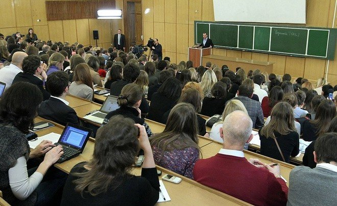 Russia seeking to make national education more international