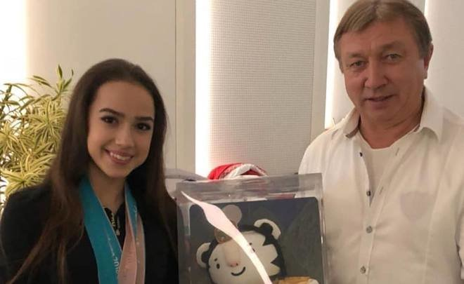 Renat Layshev: ''Zagitova has remained as shy and educated as she was''