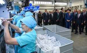 Almost a billion rubles allocated to Khimgrad for big laundry