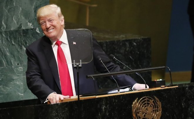 International panorama: Trump's criticism of 'inefficient' UN, Chinese reply to duties and S-400 for India
