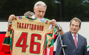Shafagat Takhautdinov: 'Preparation of our own trainees is the main goal of Ak Bars'