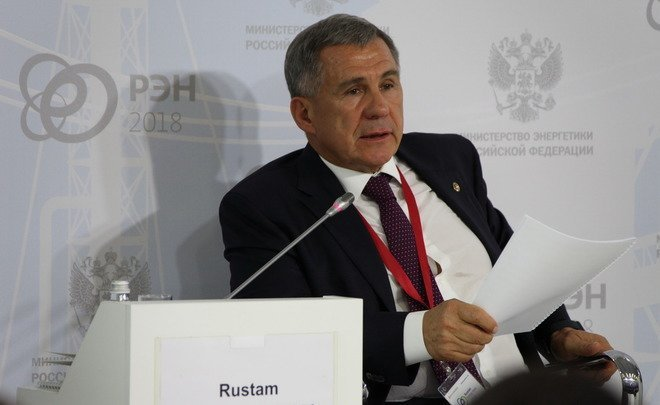 Rustam Minnikhanov: ''Petrochemistry remains one of the leading sectors of the Tatarstan economy''