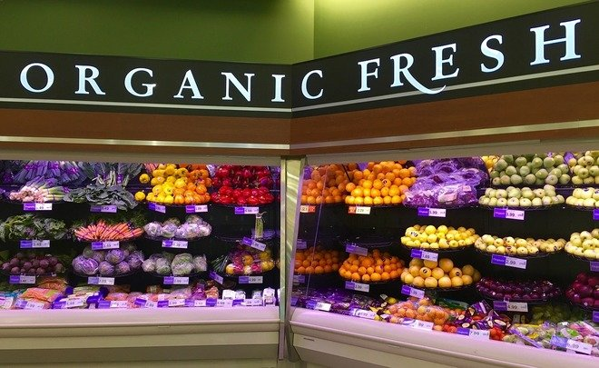 Russia to compete for organic food market share