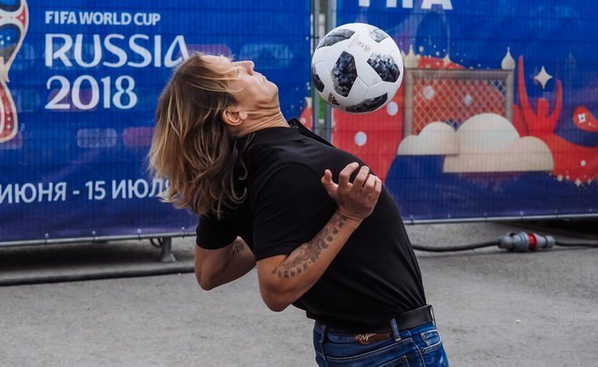 Míchel Salgado isn't Ronaldinho, but it was fun
