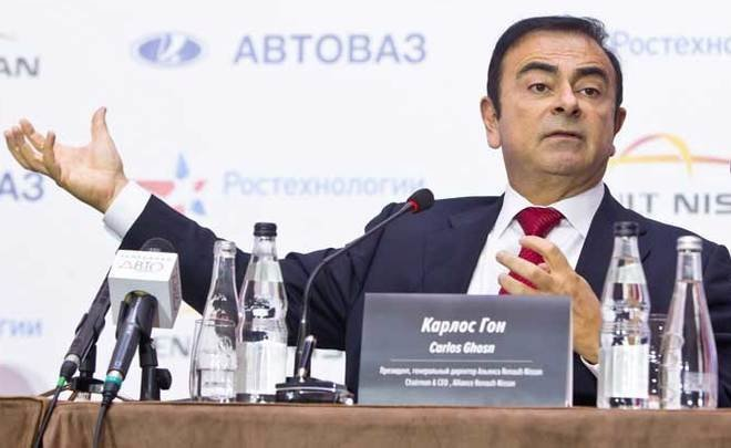 To lose due to taxes: How Carlos Ghosn's arrest will affect AvtoVAZ