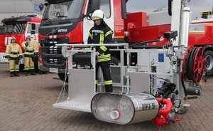 Kazanorgsintez acquires fire-fighting equipment for the enterprise and the city