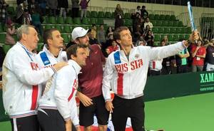A whitewash victory! About how Russia won against Sweden at Davis Cup