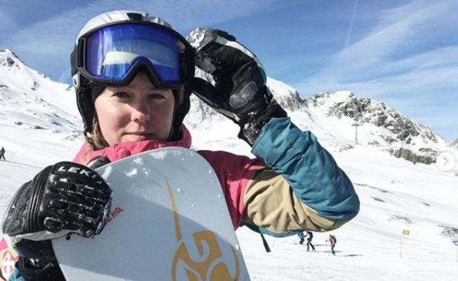 Milena Bykova: ''Snowboard needs its own Conor McGregor''