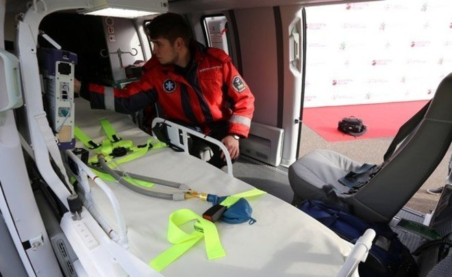 Tatarstan to revive air medical service