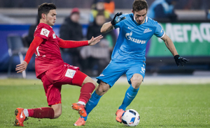 About how Zenit taught Rubin's tactical flexibility a lesson