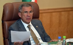 Rustam Minnikhanov about cyber security: ''We are cheated a lot on these IT topics''