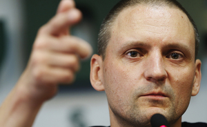 Sergei Udaltsov: ''Lenin is a threat for the oligarchy even 100 years after the revolution''