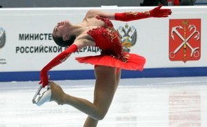 Fathers and sons: only Alina Zagitova's gold will make dad give up smoking