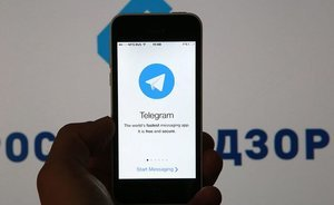 ''We will act in accordance with the law'': Russia begins blocking access to Telegram