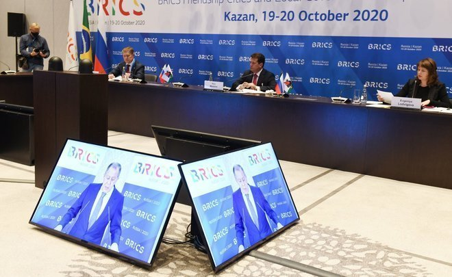 """The BRICS countries and their cities are growing, and Kazan is an example"""